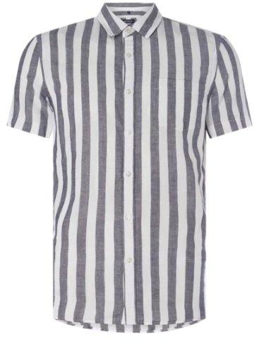McNeal Slim Fit Leinenhemd in 4 Farben für je 10,49€ inkl. Versand (statt 15€)