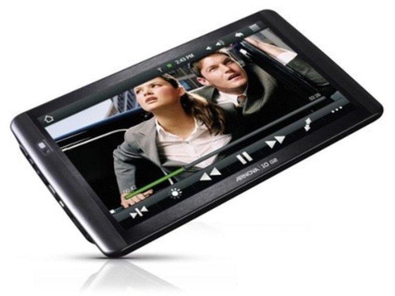 Archos Arnova 10 G2 Tablet für 49,99€ inkl. Versand