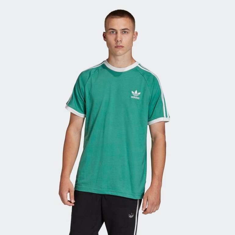 Adidas 3-Stripes T-Shirt future hydro für 11,98€ (statt 25€)