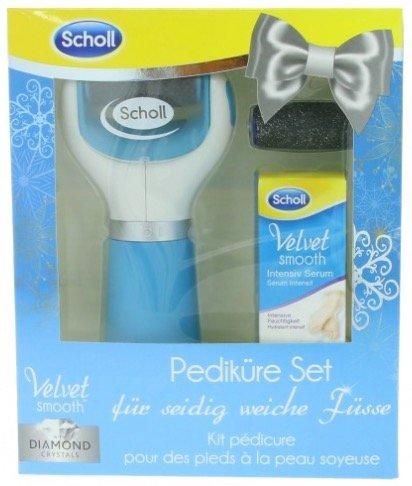 Scholl Velvet Smooth Pediküre Set in Geschenkverpackung nur 24,99€