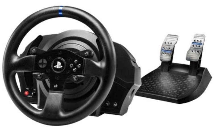 Thrustmaster T300 RS Lenkrad inkl. 2er Pedalset (PS4/PS3/PC) für 243,09€ inkl. Versand (statt 275€)
