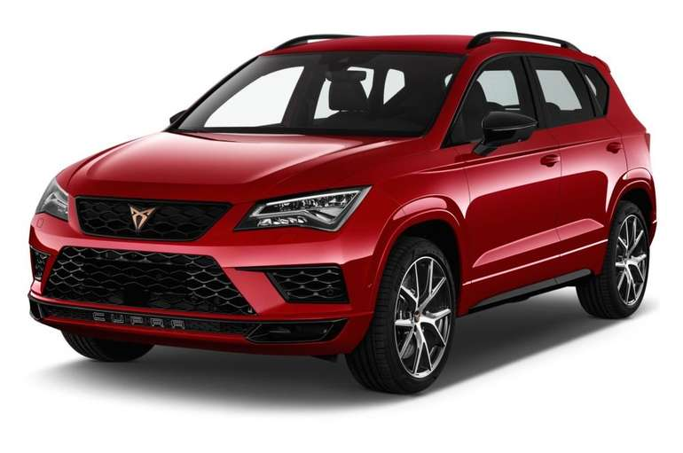 24 Monate Seat Cupra Ateca mit 300PS im Privatleasing ab 244€ Brutto mtl.