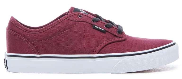 Großer Vans Sale mit bis zu -70% + 20% Extra-Rabatt - z.B. Kinder Atwood Sneaker für 20,80€ (statt 40€)