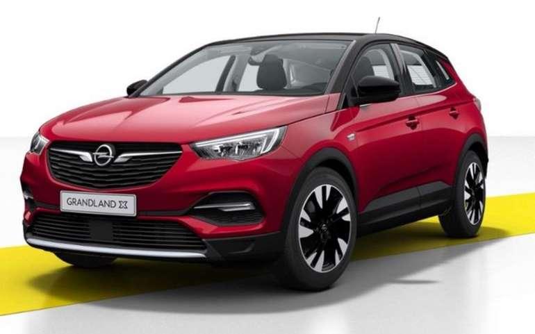 Gewerbe Leasing: Opel Grandland X mit Top Ausstattung & Full-Service für 129€ mtl. (Überführung: 995€, LF: 0,39)
