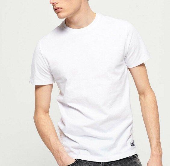 Superdry Herren Vintage T-Shirts mit Stickerei (verschiedene Farben / Gr. S bis 2XL) für 9,95€