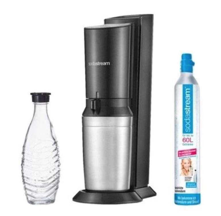 SodaStream Wochen bei LIDL - z.B. Sodastream Crystal 2.0 + Glasflasche für 79,99€ (statt 95€)