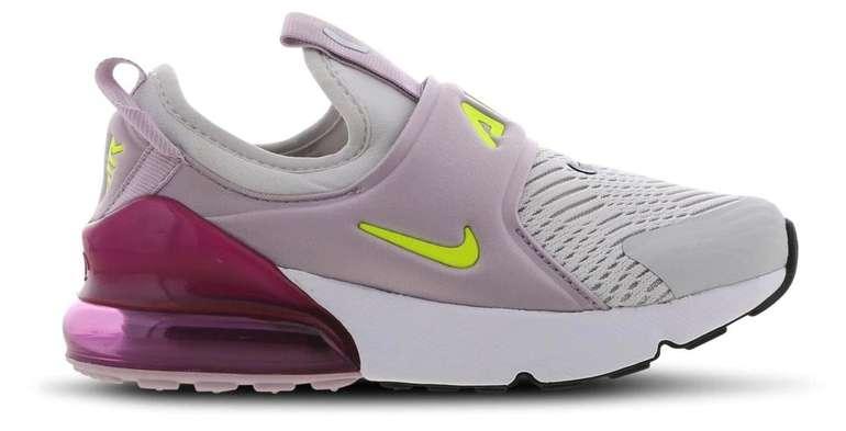Footlocker: 25% Rabatt auf ausgewählte Nike Sneaker + VSKfrei - z.B. Nike Air Max 270 Extreme für 62,99€