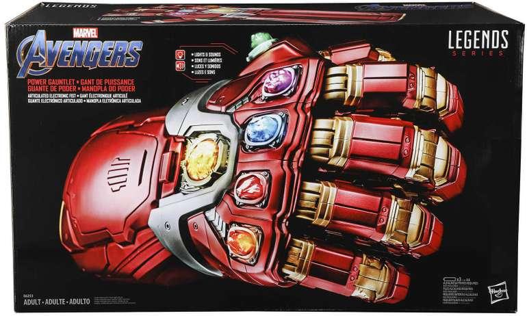Hasbro - Marvel Legends Series Avengers: Endgame Power Handschuh für 66,49€ inkl. Versand (statt 108€)