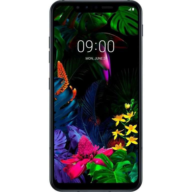 Hot! LG G8S ThinQ 128GB (+4,99€) + Vodafone Mobilcom Debitel green 6GB LTE Allnet-Flat für 11,99€ mtl.