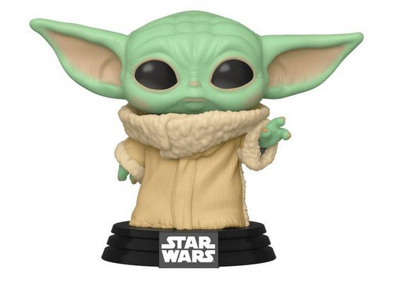 Funko Pop! Star Wars: The Mandalorian Baby Yoda für 9,75€ (statt 14€) - Abholung!