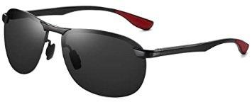 Aoron polarisierte Herren Sonnenbrille mit UV-Schutz für 9,99€ inkl. Prime Versand (statt 17€)