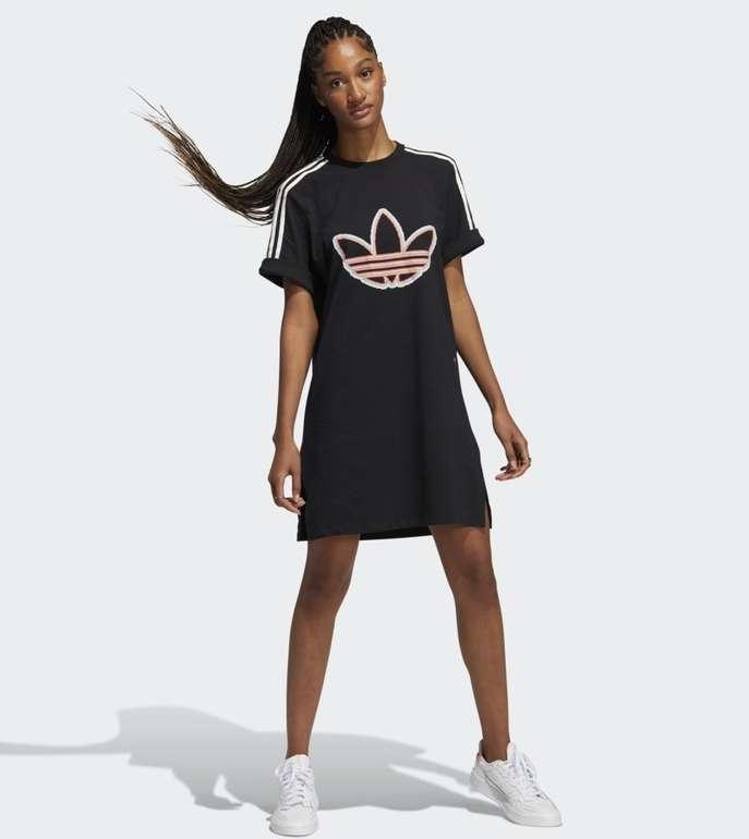 Adidas Love Unites T-Shirt-Kleid für 31,50€ inkl. Versand (statt 45€)