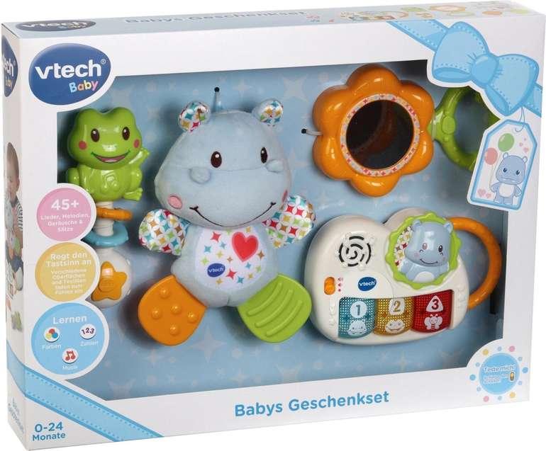 Vtech Babys Geschenkset für 11,98€ inkl. Versand (statt 20€)