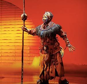 Hot! König der Löwen Musical-Tickets ab 50€ pro Person (PK 1 schon ab 70€)