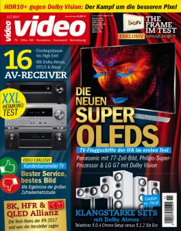 """Jahresabo """"Video Magazin"""" (12 Ausgaben) für 66€ + 45€ ShoppingBON o.ä. Prämien!"""