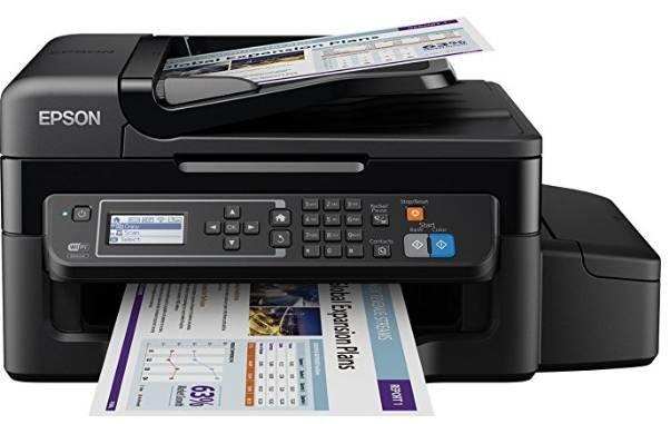 Epson EcoTank ET-4500 Tintenstrahl Multifunktionsdrucker für 188€ (statt 249€)