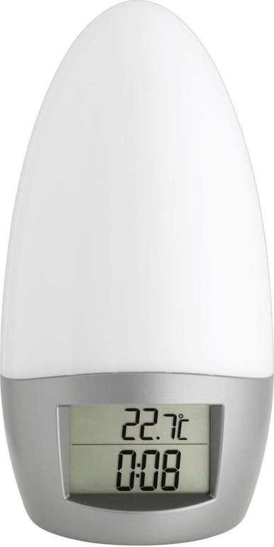 TFA Dostmann 60.2009 Cone Wake-up light mit Radio-Wecker für 9,99€ inkl. Versand (statt 15€)