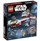 Lego Star Wars – Jedi Star Fighter (75191) für 89,99€ inkl. Versand (statt 118€)