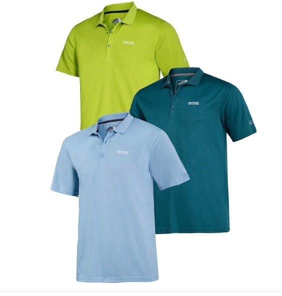 Vorteilshop-Sale mit -29% z.B. Regatta 3er Pack Herren Polo-Shirts für 35,49€ inkl. Versand (statt 50€)