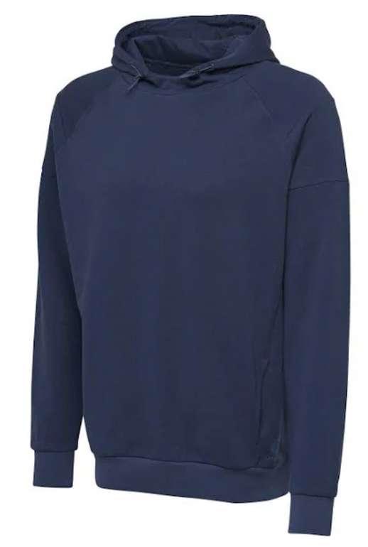 Hummel Cotton Hoodie in dunkelblau für 14,38€ inkl. Versand (statt 24€)