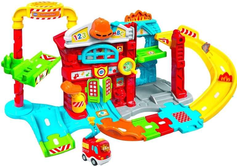 Vtech 503904 Tut Tut Baby Flitzer - Feuerwehrstation für 17,99€ (statt 32€) - Prime Versand!