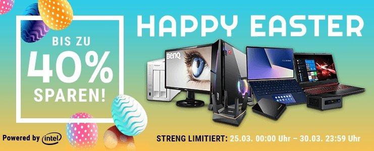 Notebooksbilliger Happy Easter Deals