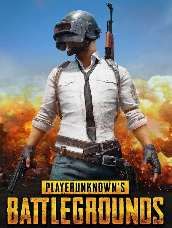 Playerunknown's Battlegrounds bis zum 08.06.2020 kostenlos spielen (Steam)