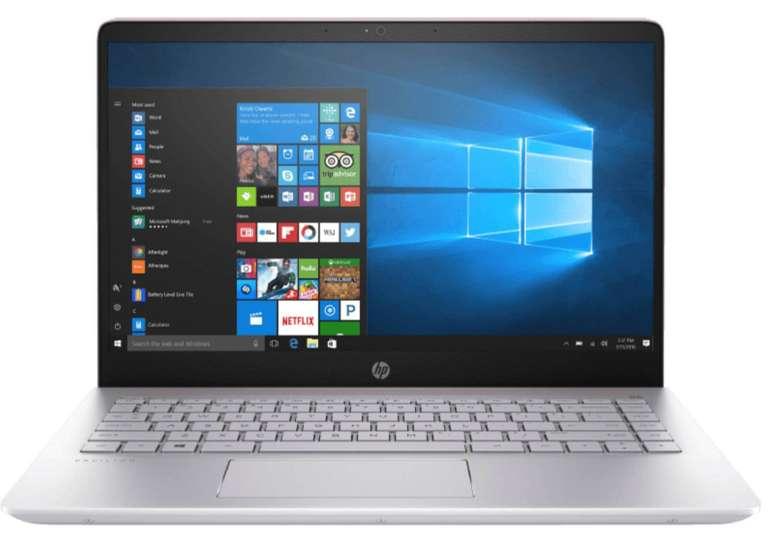 HP Pavilion 14-bf031ng - Notebook (i3, 12GB RAM, SSD+HDD) für 555€ (statt 799€)