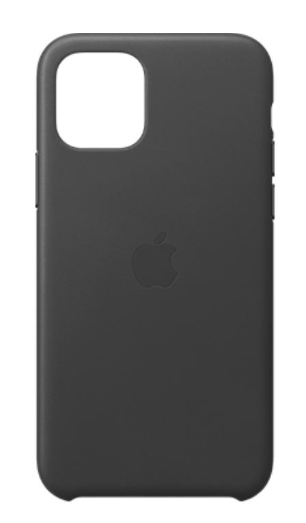 Apple iPhone 11 Pro Leder Case in Schwarz für 9,98€ inkl. Versand (statt 24€)