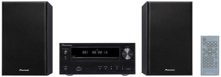 Pioneer X-HM16-B Kompaktanlage für 79,90€ inkl. Versand