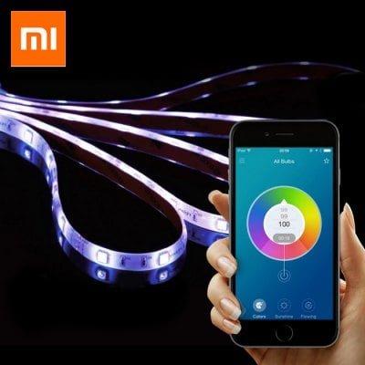Xiaomi Yeelight - 2m Smart Light LED-Stripe (via App steuerbar) für 31,50€