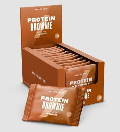 50% Rabatt auf ausgewählte Produkte bei MyProtein, z.B. Protein Brownies 8,40€