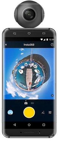 Insta360: Android Air 360°-Kamera für nur 39,95€ inkl. VSK (statt 56€)
