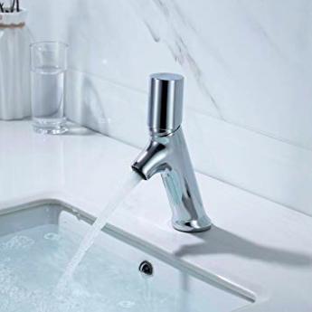 Umi. Essentials Waschtisch Armatur / Einhebelmischer für 26,99€ inkl. Prime