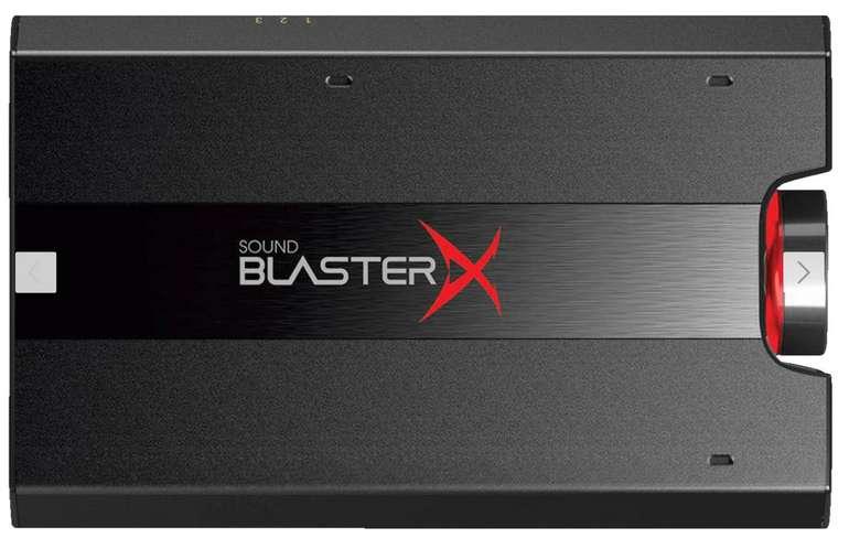 Creative Sound BlasterX G5 Soundkarte für 89,99€inkl. Versand (statt 119€)