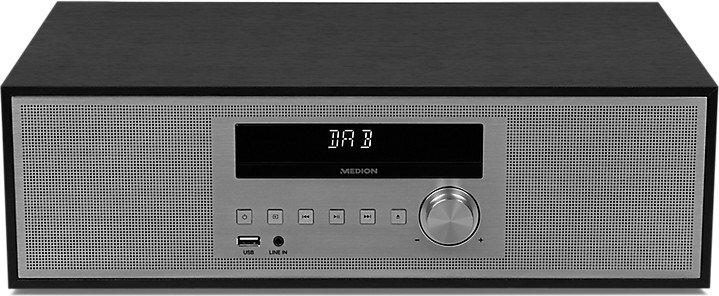 Medion P64477 Micro-Anlage mit Bluetooth, USB, UKW & DAB+ für 69,99€ inkl. Versand