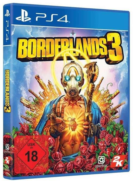 Borderlands 3 für PS4 nur 9,97€ inkl. Versand (statt 14€)