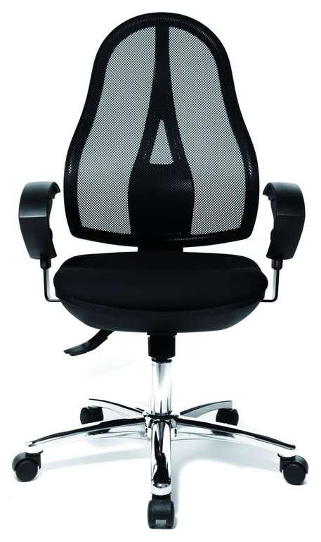 Staples: Bis zu 40% auf Büromöbel + Willkommensgutschein - z.B Topstar Open Point® Deluxe SY Mesh für 90,80€