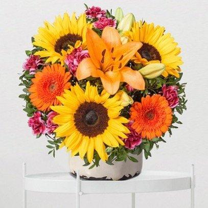 Valentins: 14€ Wertgutschein für das Blumen- und Geschenksortiment nur 7€