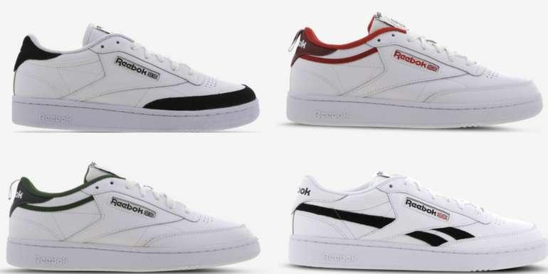 Reebok Club C Herren Sneaker in vers. Designs zu je 39,99€inkl. Versand (statt 45€)