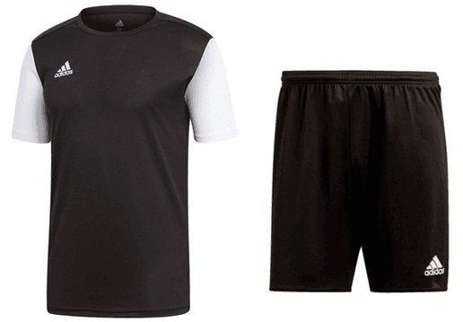 adidas Trikot Estro 19 + adidas Short Parma 16 (verschiedene Farben) für 16,95€