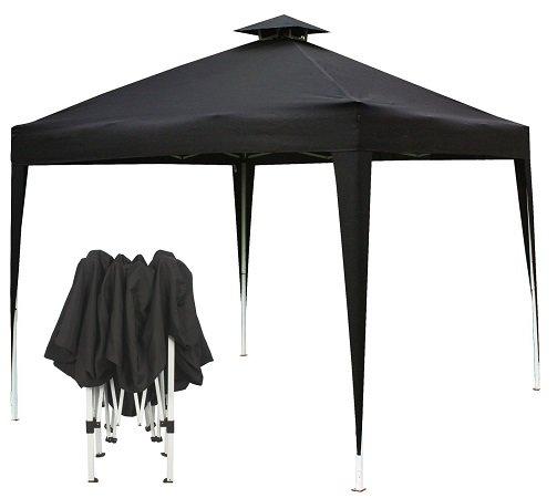 El Fuego Grillpavillon in zwei Größen ab 54,99€ inkl. VSK (statt 100€)
