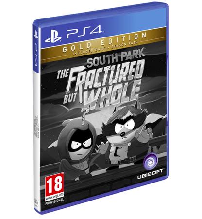 South Park: Die rektakuläre Zerreißprobe Gold Edition (PS4) für 16,99€