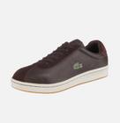 Lacoste Masters Herren Sneaker in braun für 84,07€ inkl. Versand (statt 113€)