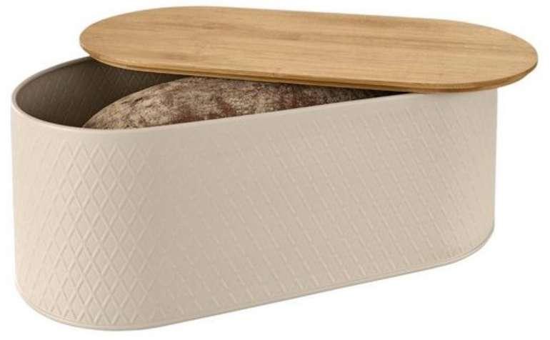 Heine Home Brotkasten mit Bambusdeckel für 11,99€ inkl. Versand (statt 28€)