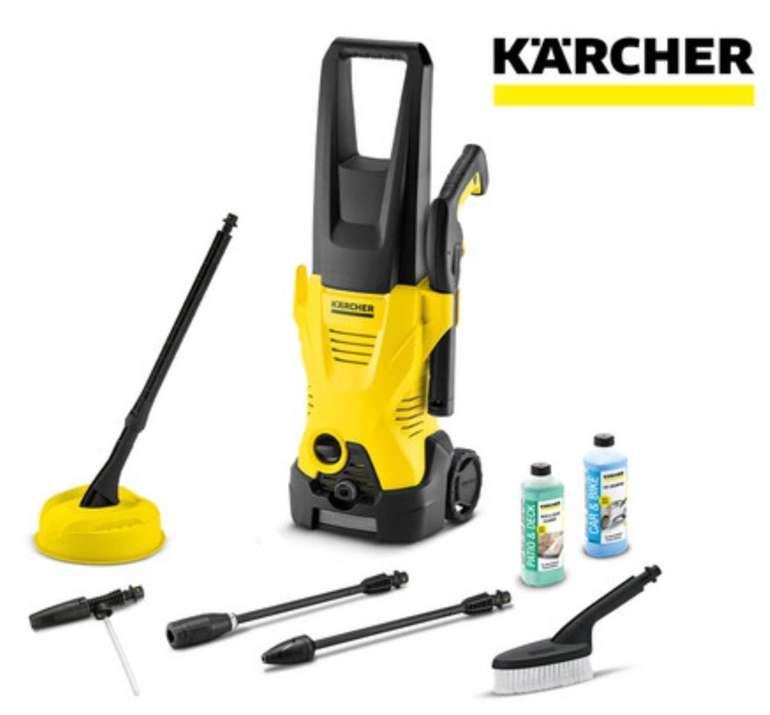 Kärcher K2 Premium Car & Home Hochdruckreiniger für 98,90€ inkl. Versand