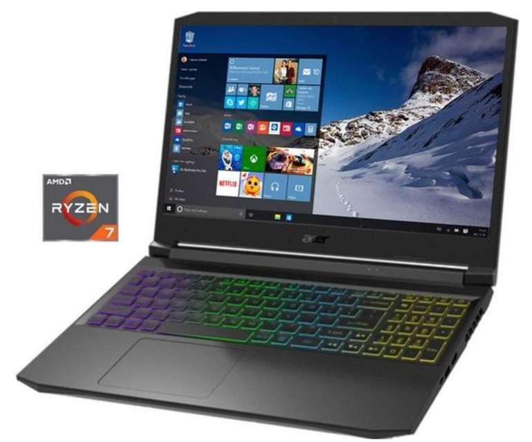 """Acer Nitro 5 AN515-45-R07S - 15,6"""" Notebook (AMD Ryzen 7, 1000GB SSD) für 1.598,11€ inkl. Versand (statt 1.799€)"""