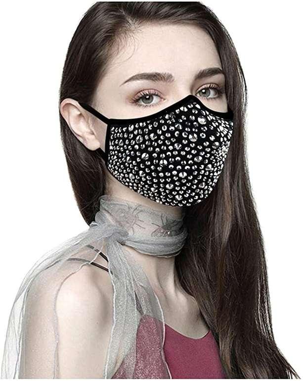 Uribaky Mund-Nase-Maske (1 oder 4 Stück, verschiedene Designs) ab 4,50€ inkl. Versand (statt 6€)