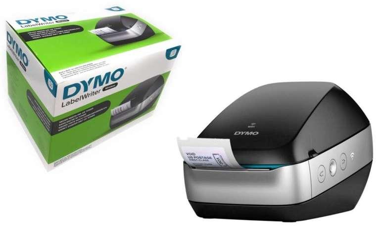 Dymo LabelWriter Wireless Etikettendrucker (max. 62mm Etikettenbreite) für 104,95€ inkl. Versand