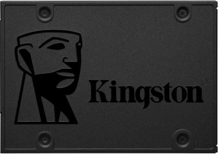 """Kingston A400 SATA SSD 2,5"""" interne Festplatte mit 960GB Speicher für 94,05€"""